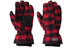 Outdoor Research Yukon Gloves Chili/Black Plaid